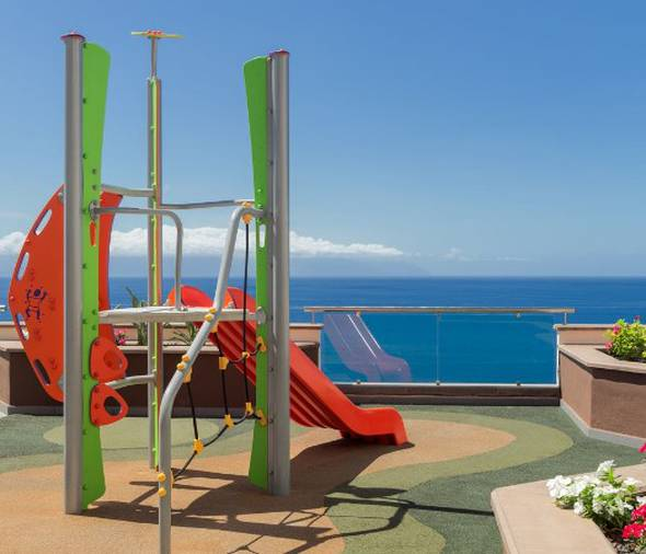 Children's play area royal sun resort acantilado de los gigantes