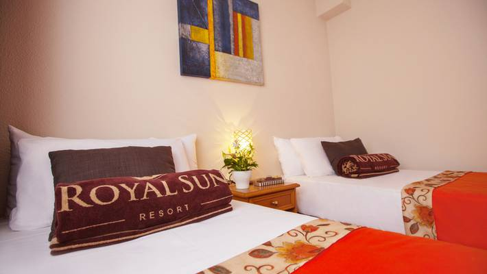 3 bedroom apartment royal sun resort acantilado de los gigantes